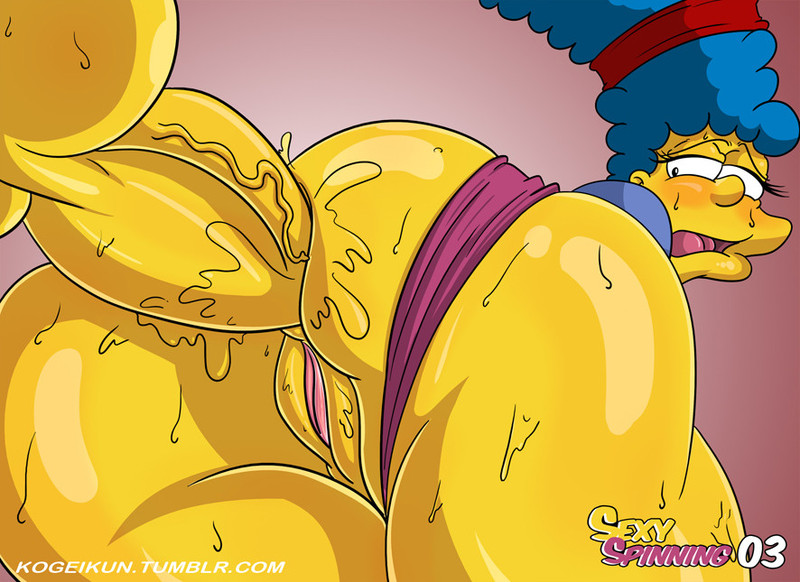 Marge Naked From The Simpsons