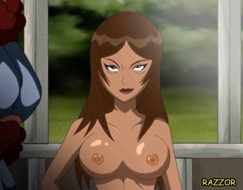 Ben Ten Naked