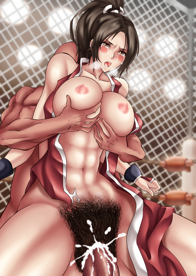 King Of Fighters Mai Shiranui Hentai
