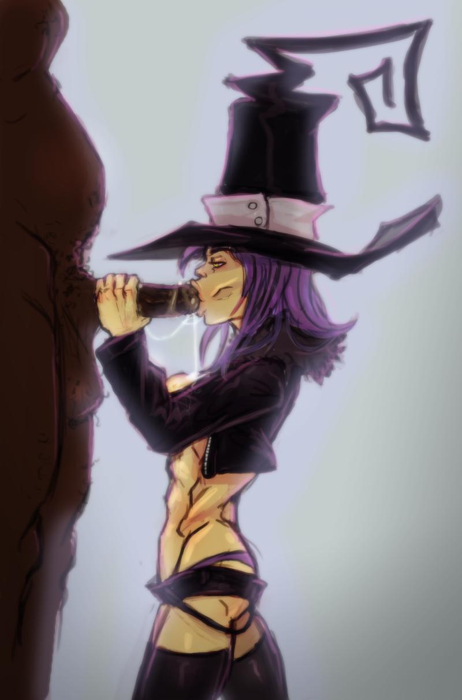 Soul Eater Hentai Doujinshi