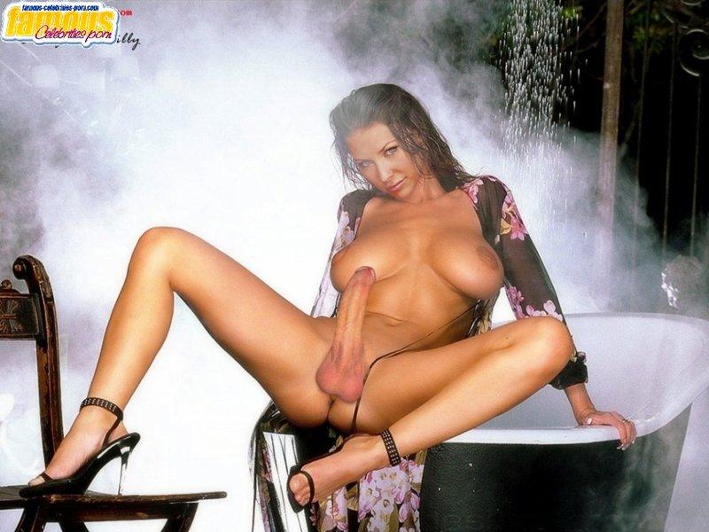 Evangeline Lilly Slip