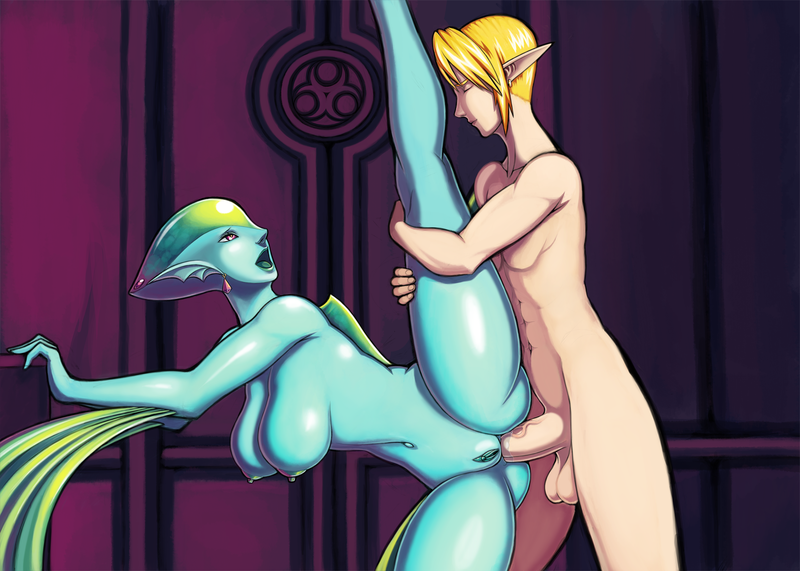 1660498 - Hyrule_Warriors Legend_of_Zelda Link Ocarina_of_Time Princess_Ruto URW.png
