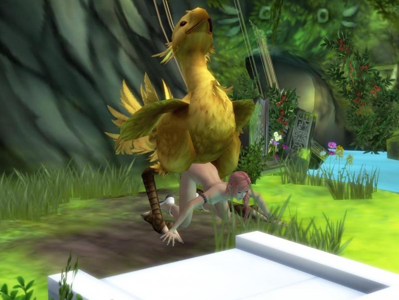 Oerba Dia Vanille 1427323 - Final_Fantasy_XIII Serah_Farron chocobo.jpg