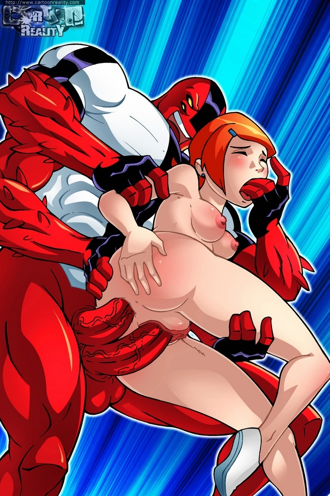 Cartoon Sex Ben 10