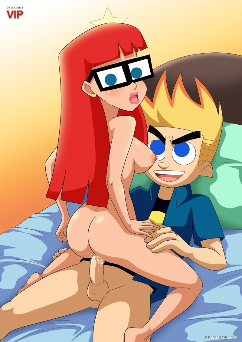 Johnny Test Porn Picture