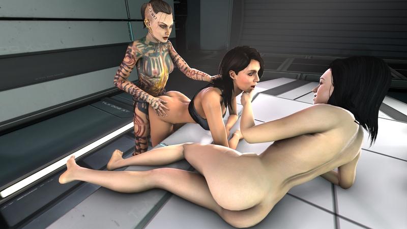 1404553 - Ashley_Williams Jack Mass_Effect Mass_Effect_3 Miranda_Lawson.jpeg