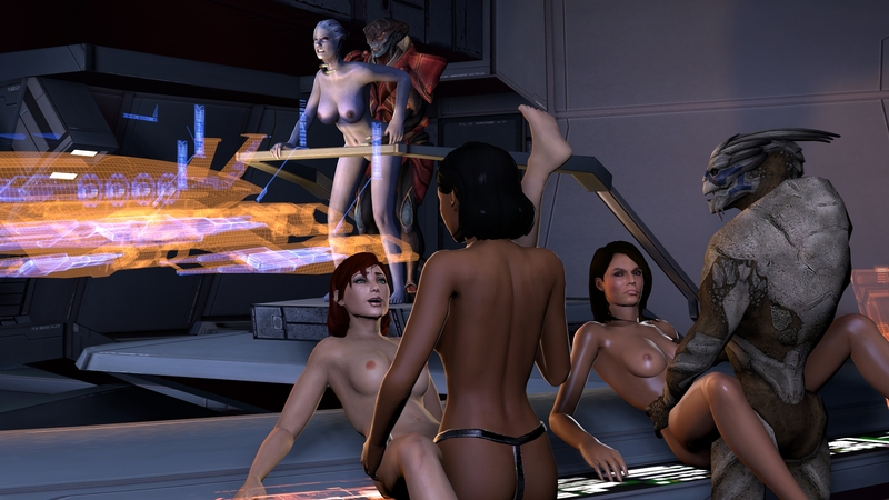 1317249 - Ashley_Williams Commander_Shepard FemShep Garrus_Vakarian Javik Liara_T'Soni Mass_Effect Mass_Effect_3 Samantha_Traynor Turian.jpeg