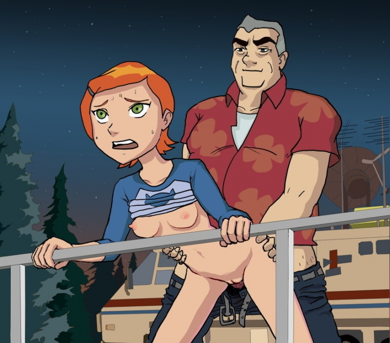 Sex Cartoon Ben 10