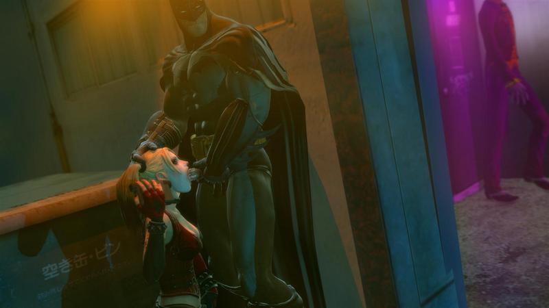Harley Quinn Batman 1436550 - Batman Batman__Arkham_City Bruce_Wayne DC Harley_Quinn Joker timpossible.jpg