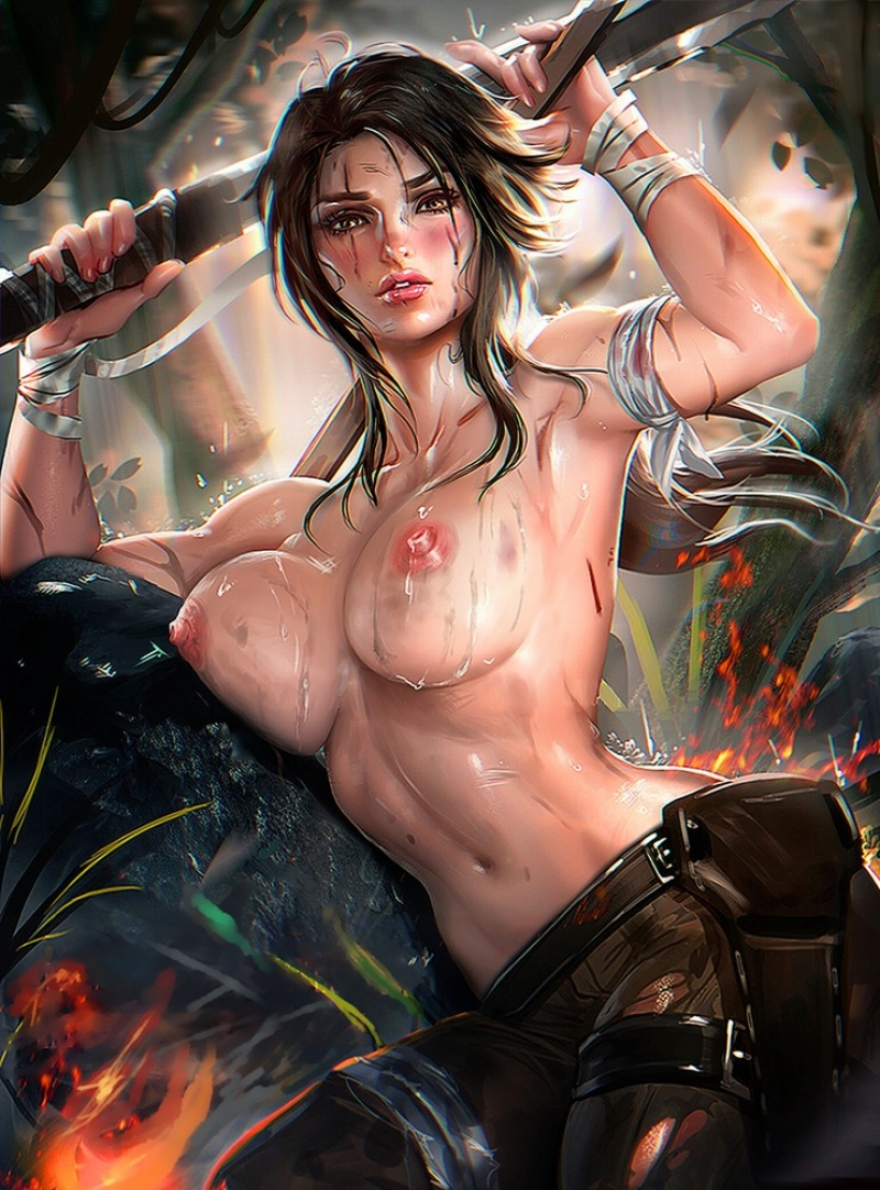 croft porn Lara tomb raider
