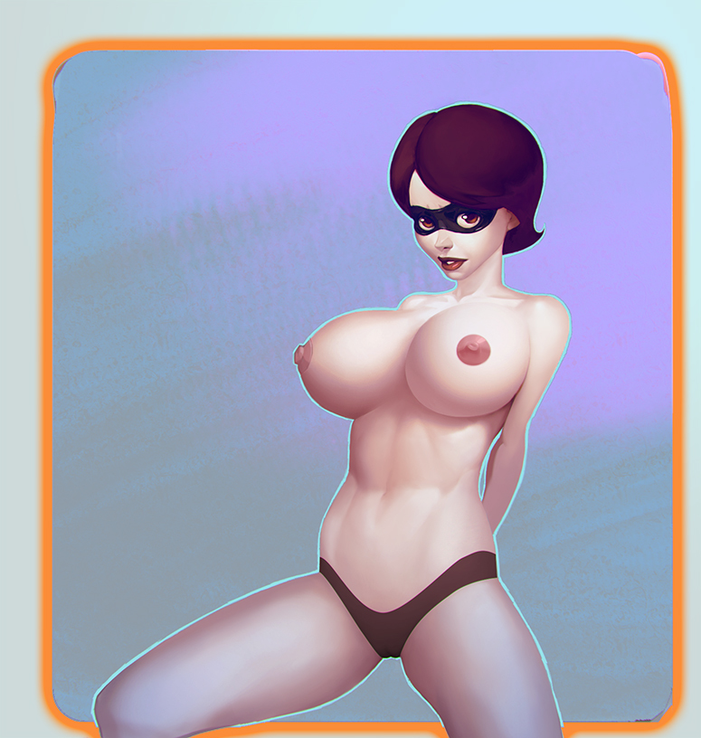 Incredibles Porn Animated