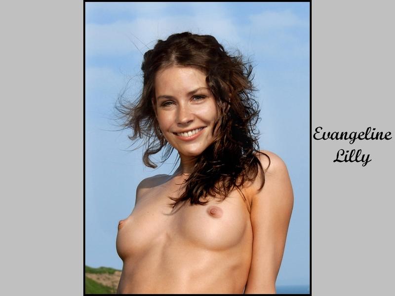 Evangeline Lilly Underware Pics