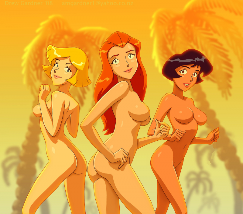 Totally Spies X