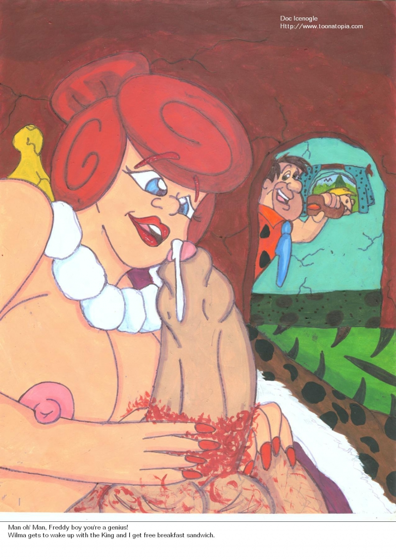 Free Cartoon Flintstones And Jetsons Sex Videos