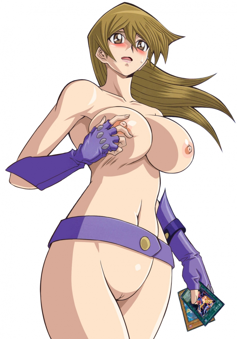 Neighbor thumbs nude women from yu gi oh