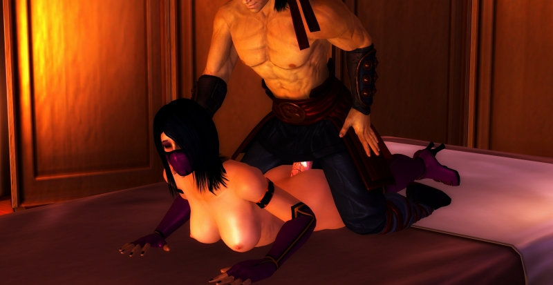 Mortal Kombat Deadly Alliance Hentai