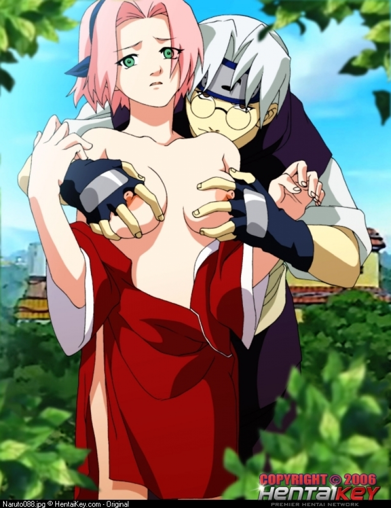Naruto Hentai Porn Doujinshi