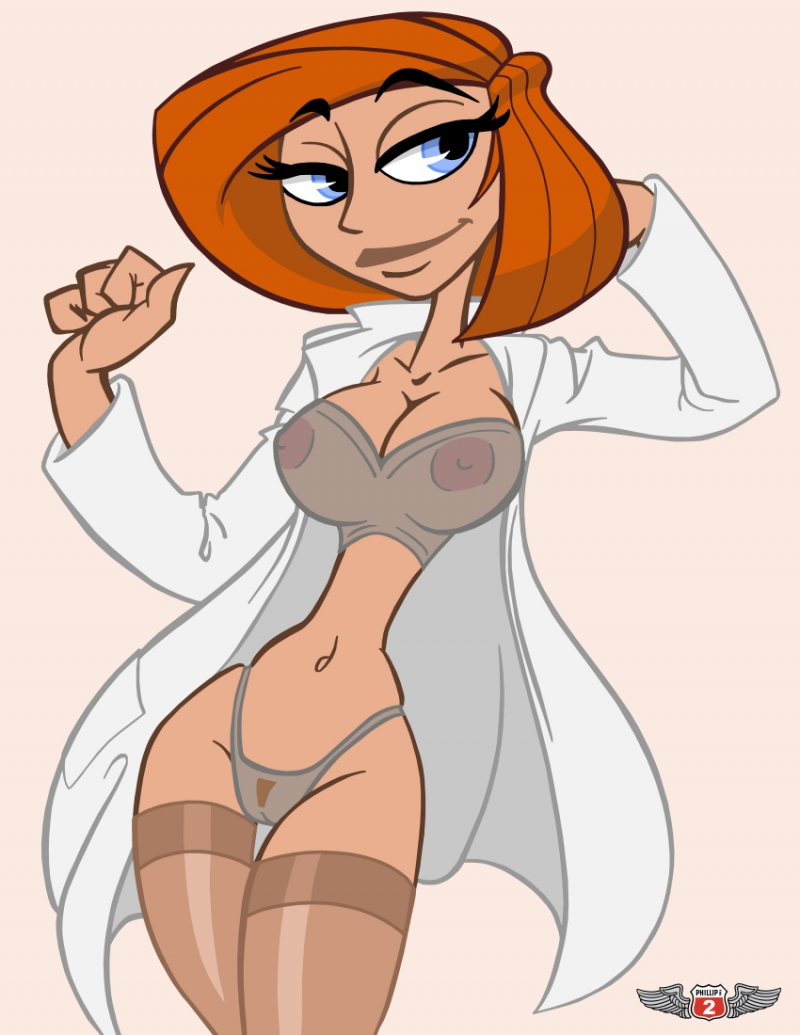 Free Kim Possible Porn Video