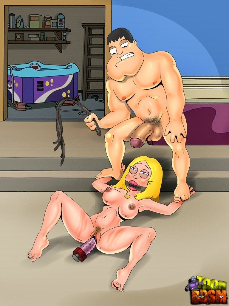Stan Smith and Francine Smith like BDSM fun