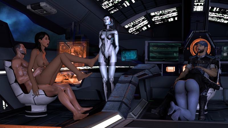1240971 - Asari Ashley_Williams Commander_Shepard EDI Jeff_Moreau Liara_T'Soni Mass_Effect Mass_Effect_3.jpeg