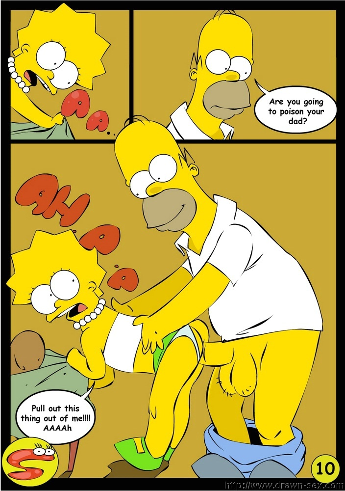 Bart and lisa simpson hentai