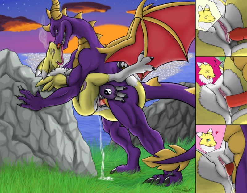 501765 - Digimon PaciKat Renamon Spyro_The_Dragon crossover.jpg