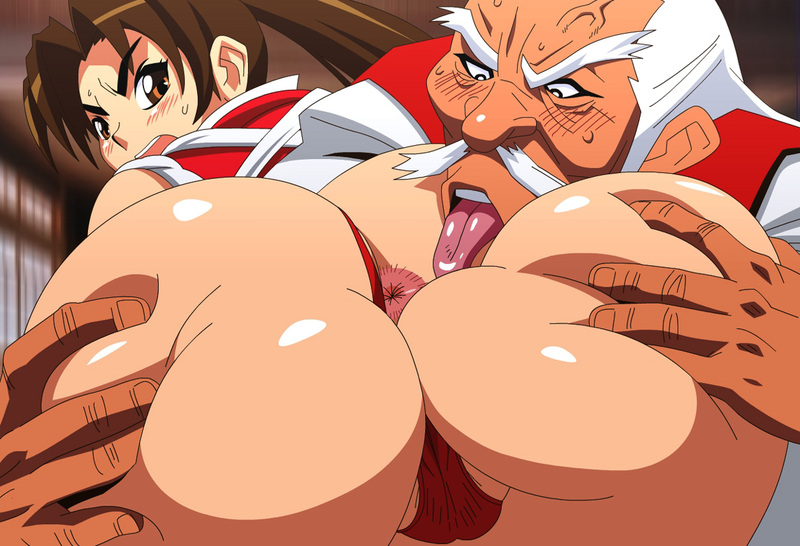 The King Of Fighters Hentai