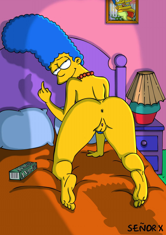 Simpsons Sex Stories