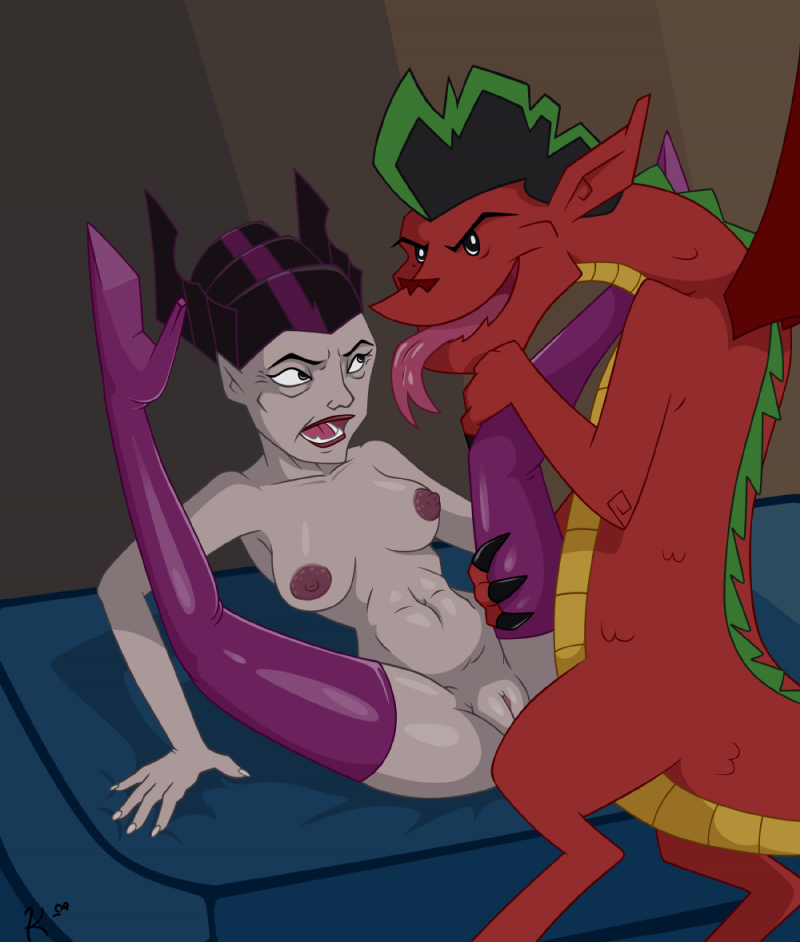 american dragon porn comic
