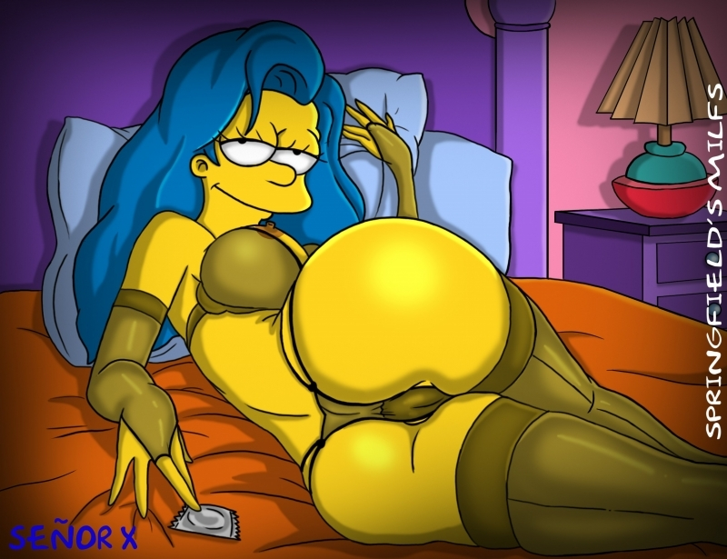 Simpsons Video Sample Porn
