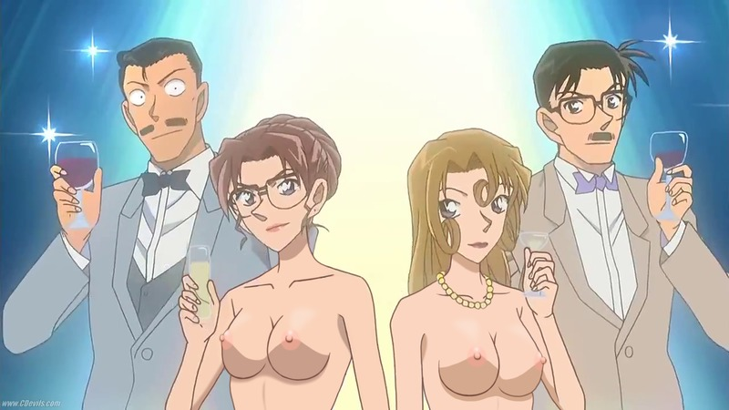 Conan Hentail