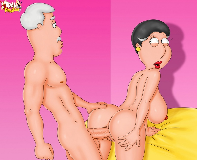 Family Guy Louis Sex Scene