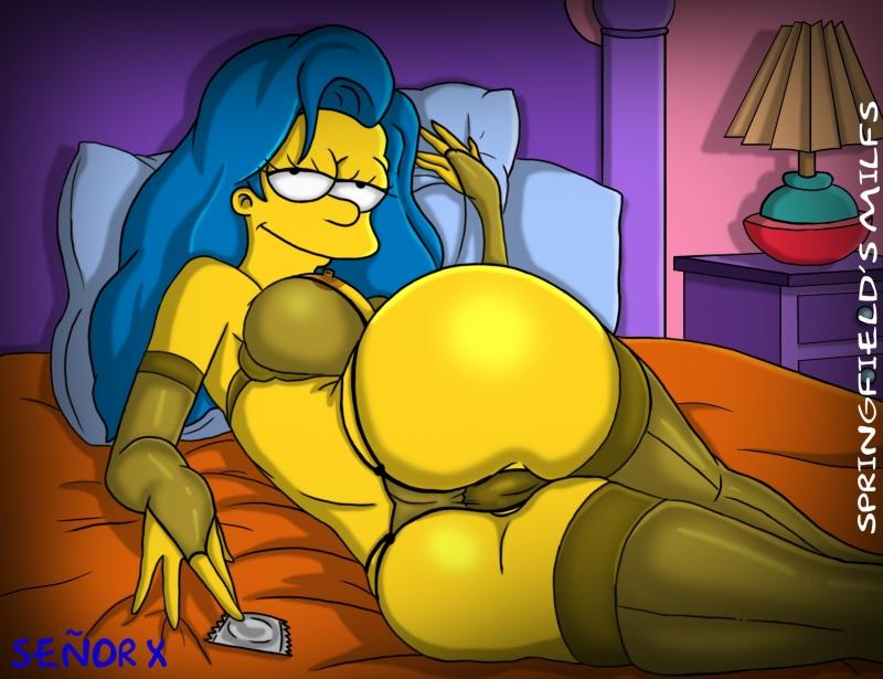 Free Simpsons Xxx Videos