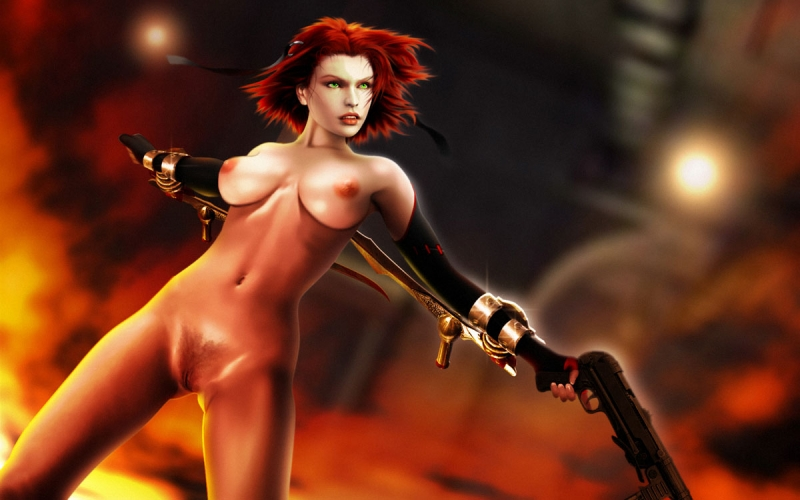 Bloodrayne Tits Squeezed