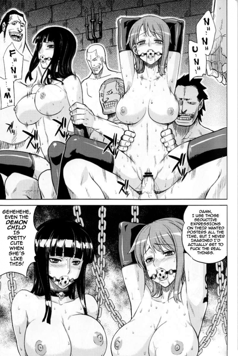 one piece porno manga