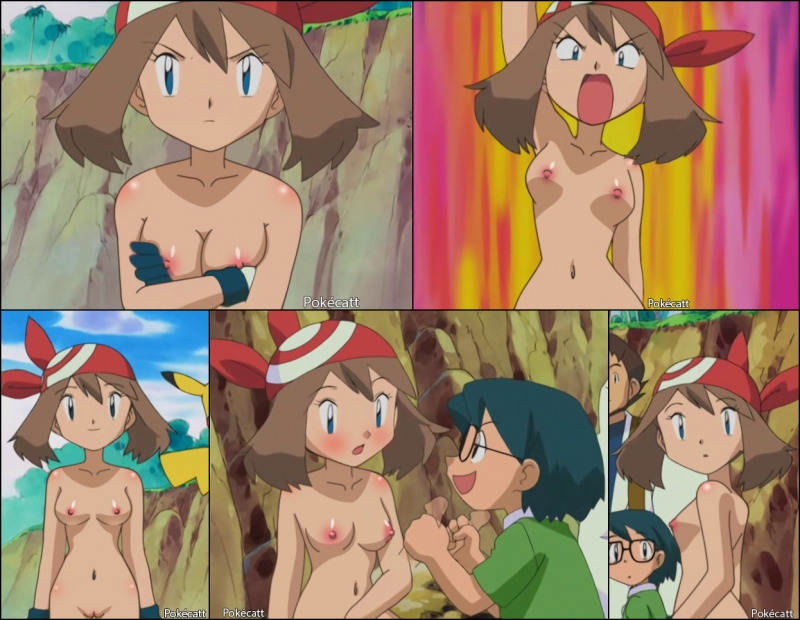 Pokemon Porn May