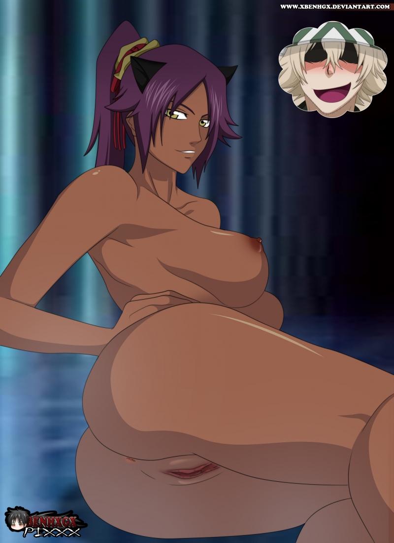 Bleach Hiyori Porn