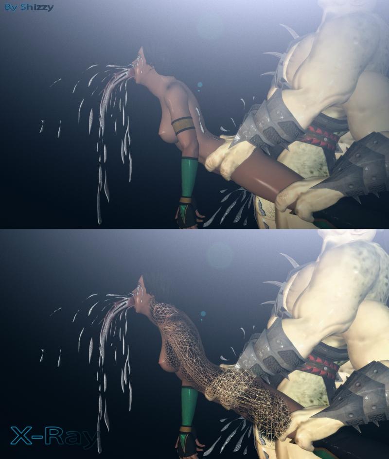 Mortal Kombat 2011 3d Hentai