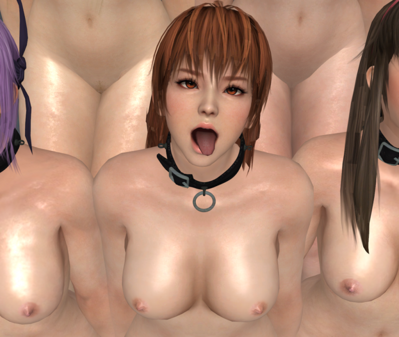 Just as her busty slutty girlfriends Kasumi would love to suck and fuck big hard cocks!