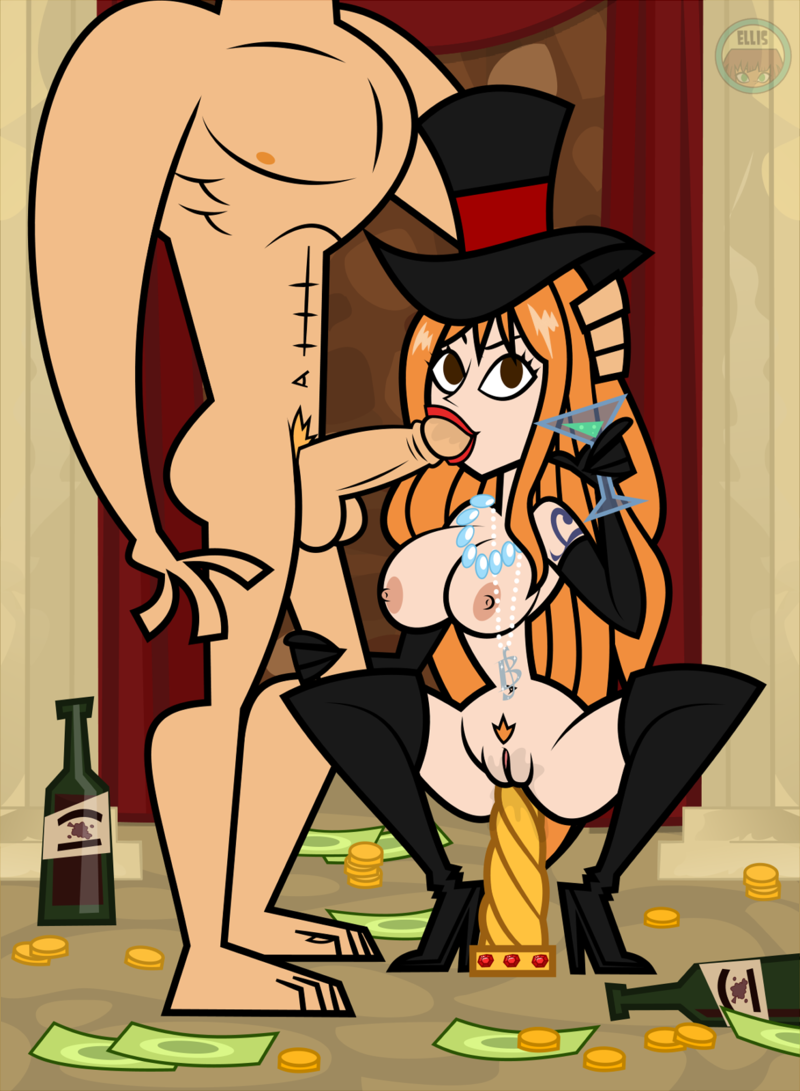 Total Drama Courtney Hentai