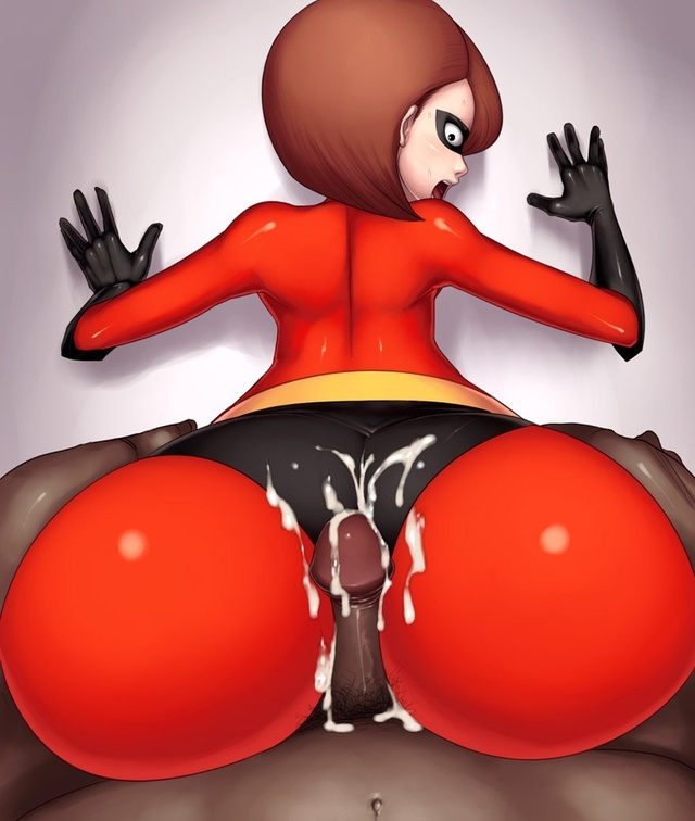 Disney Incredibles Porn