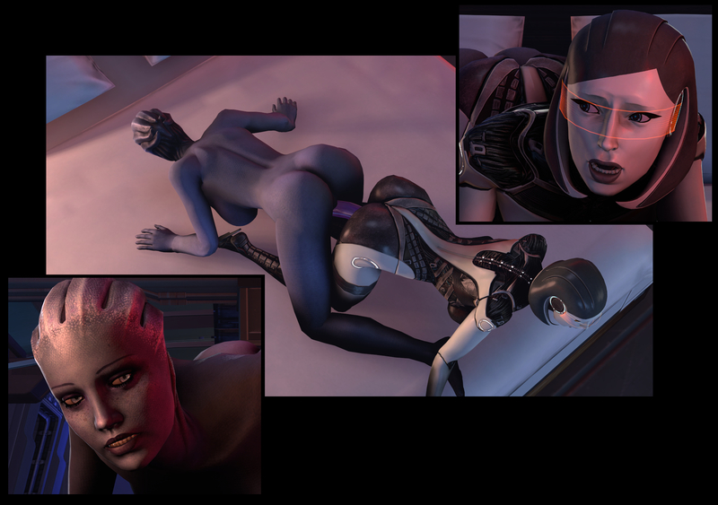 Mass Effect Miranda Sex Pic