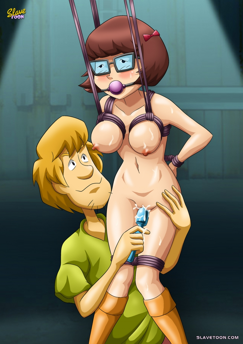 Velma Dinkley wished to attempt something insane... and Bushy is always reday to help her with that!