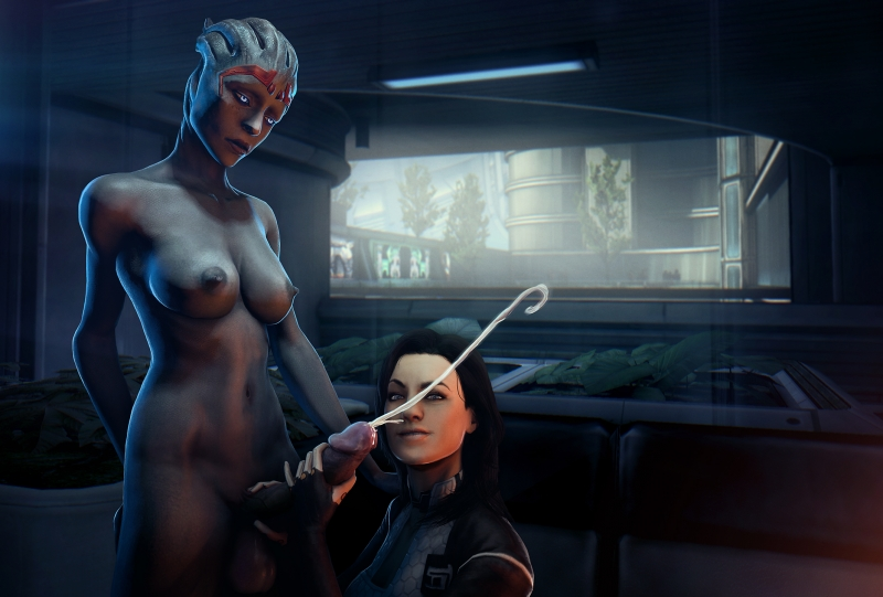 Mass Effect Sex Pics