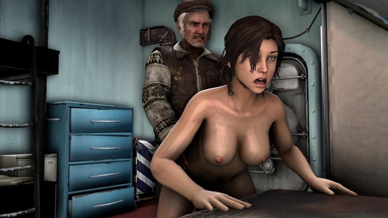 Lara Croft Fucked