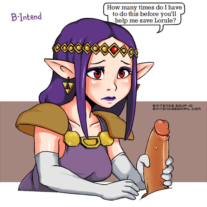 Link Zelda Hentai Manga