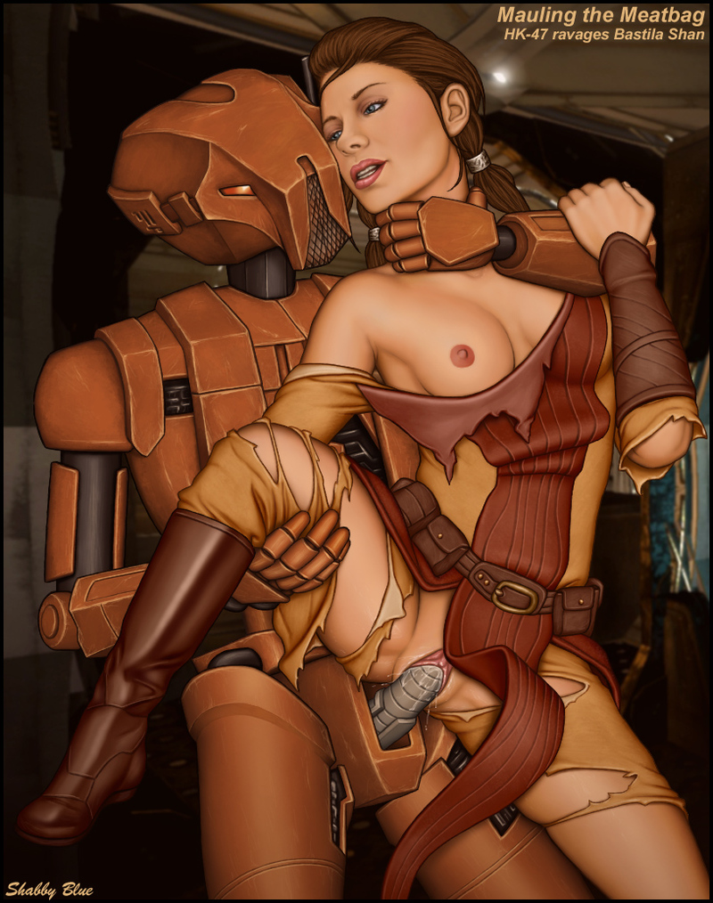 Altered Destinies Star Wars Porn