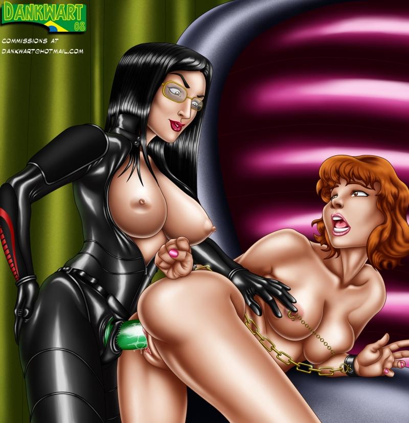 Baroness Cobra Lesbian