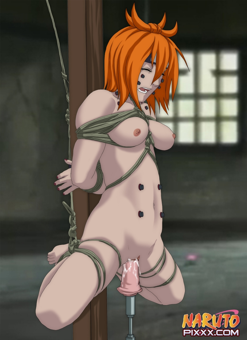 Sasame Fuuma Itachi Konan Kushina Uzumaki 2013-11-028 Mechanical Pleasure.jpg