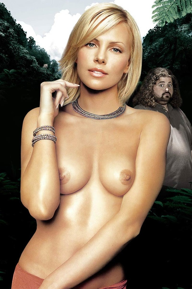 Charlize theron nude photos porn